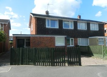 Thumbnail 2 bed terraced house to rent in Larchwood Crescent, Birchwood, Lincoln