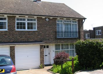 Thumbnail 4 bed semi-detached house to rent in Rufus Close, Lewes