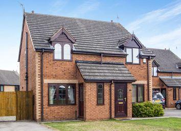 Thumbnail 2 bed semi-detached house for sale in Grace Road, Edlington, Doncaster