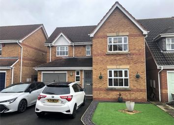 Thumbnail 4 bed detached house for sale in Maple Way, Branston, Burton-On-Trent, Staffordshire