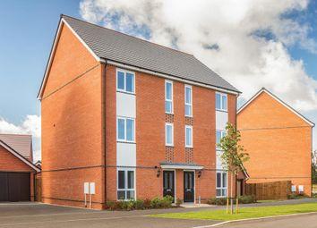 "3 bed semi-detached house for sale in ""Leeman"" at ""Leeman"" At Hyde End Road, Spencers Wood, Reading RG7"