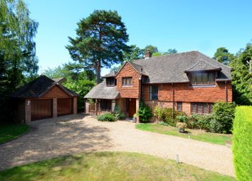 Off Forest Road, East Horsley KT24. 4 bed detached house