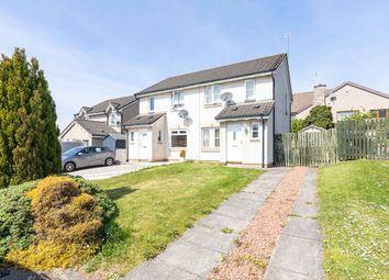 Thumbnail 3 bedroom property for sale in Newbyres Gardens, Gorebridge, Midlothian