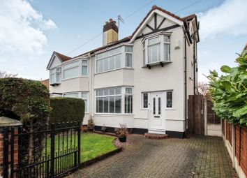 Thumbnail 4 bed semi-detached house for sale in Kirkstone Road South, Liverpool