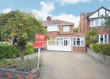 Fords Road, Shirley, Solihull B90. 3 bed semi-detached house