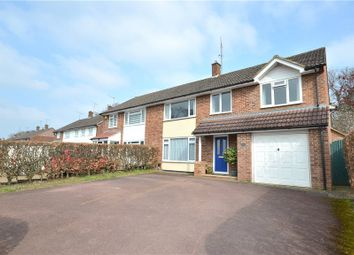 Thumbnail 4 bed semi-detached house for sale in Makepiece Road, Bracknell, Berkshire