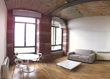 Thumbnail Studio to rent in Quirky Furnished Studio, Velvet Mill