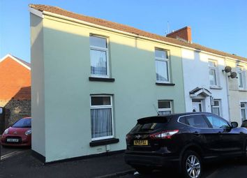 Thumbnail 2 bed end terrace house for sale in Caswel Street, Swansea