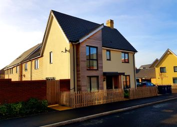 Thumbnail 3 bed end terrace house for sale in Bisley Crescent, Upper Cambourne, Cambridge