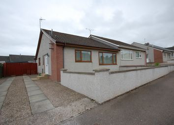 Thumbnail 3 bed semi-detached bungalow for sale in Milnefield Avenue, Elgin