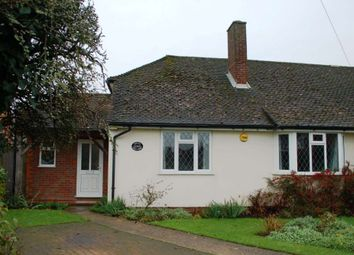 Thumbnail 3 bed semi-detached house to rent in Hill View, Great Kimble, Aylesbury
