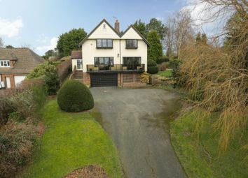 Thumbnail 4 bed detached house for sale in Sandling Road, Saltwood, Hythe