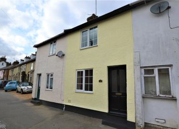 Thumbnail 1 bed terraced house for sale in Woodfields, Stansted