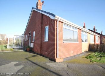 Thumbnail 2 bed bungalow to rent in Tyne Close, Cleveleys