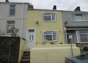 Thumbnail 2 bed terraced house for sale in Pleasant View Terrace, Mount Pleasant, Swansea
