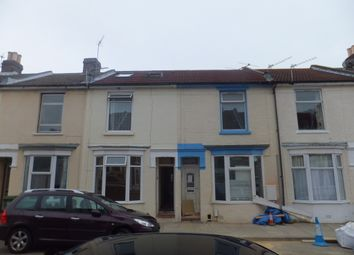 Thumbnail 5 bed terraced house to rent in Harold Road, Southsea