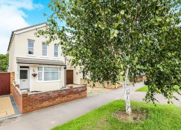 Thumbnail 3 bed detached house for sale in Harrowden Road, Bedford, Bedfordshire