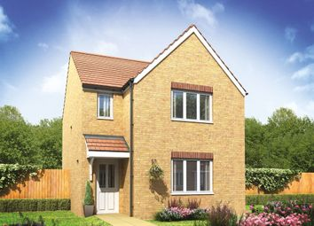 "Thumbnail 3 bed detached house for sale in ""The Hatfield"" at Lundhill Road, Wombwell, Barnsley"