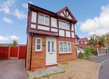 Thumbnail 3 bed detached house for sale in Lon Delyn, Prestatyn