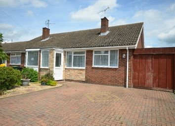 Thumbnail 2 bed semi-detached bungalow to rent in Shire Road, Corby