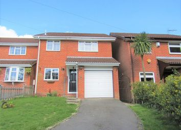 Thumbnail 3 bed detached house to rent in Swift Hollow, Southampton