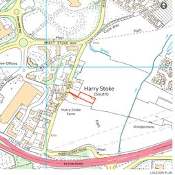 Thumbnail Land for sale in Harry Stoke Road, Stoke Gifford, Bristol