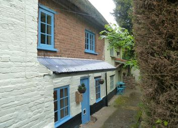 Thumbnail 2 bed cottage for sale in Exeter Road, Crediton