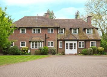 Thumbnail 5 bed detached house to rent in Crossfields Close, Shootersway, Berkhamsted