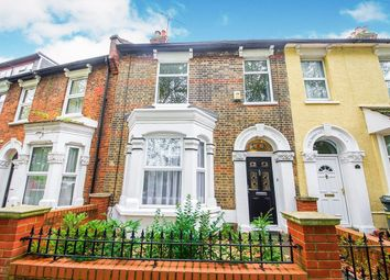 Thumbnail 3 bed terraced house to rent in Forest View Road, London