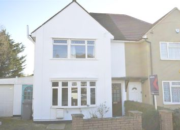 Thumbnail 2 bed semi-detached house for sale in Highmeadow Crescent, Kingsbury