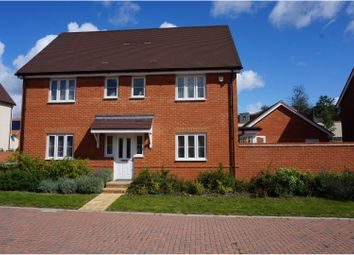 Thumbnail 4 bed detached house for sale in Conduct Gardens, Eastleigh