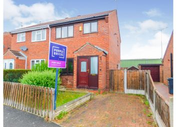 3 bed semi-detached house for sale in Pingle Close, Gainsborough DN21