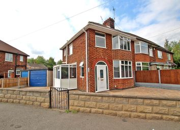 3 Bedrooms Semi-detached house for sale in Chandos Street, Netherfield, Nottingham NG4