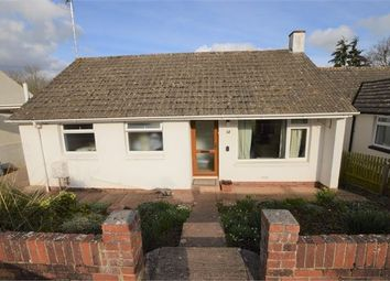 Thumbnail 2 bedroom detached bungalow for sale in Forde Close, Abbotskerswell, Newton Abbot, Devon.