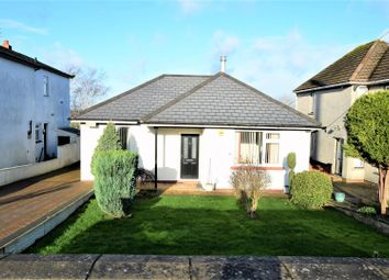 Thumbnail 3 bed bungalow for sale in Port Road East, Barry