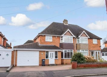 3 bed semi-detached house for sale in Blandford Avenue, Castle Bromwich, Birmingham B36