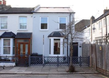 Thumbnail 3 bed end terrace house for sale in Warberry Road, London