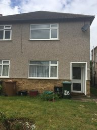 Thumbnail 3 bed maisonette to rent in Station Road, Crayford
