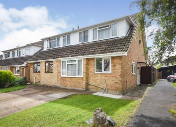 Thumbnail 3 bed semi-detached house for sale in Viking Way, Pilgrims Hatch, Brentwood