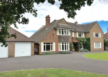 Thumbnail 4 bedroom detached house for sale in Links Lane, Rowlands Castle
