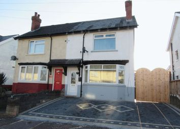 Thumbnail 3 bed semi-detached house for sale in Aberthaw Road, Cardiff
