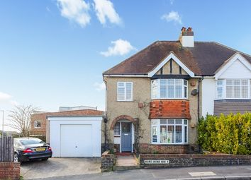4 bed semi-detached house for sale in Holmes Avenue, Hove BN3