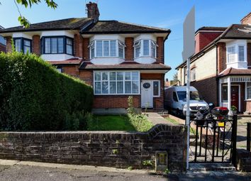Thumbnail 3 bed semi-detached house to rent in Chanctonbury Way, Woodside Park