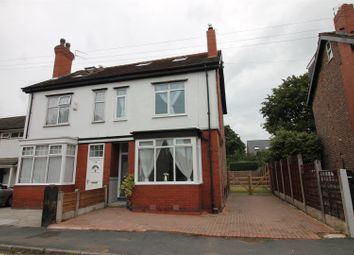 Thumbnail 4 bed semi-detached house for sale in York Road, Sale, Cheshire