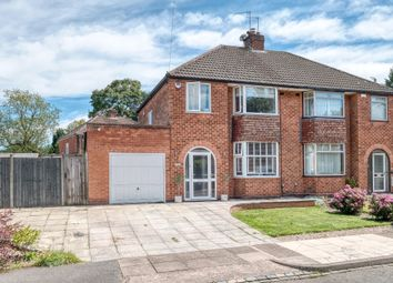 3 bed semi-detached house for sale in The Morelands, West Heath, Birmingham B31
