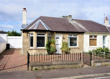 Thumbnail 2 bed semi-detached bungalow for sale in Britwell Crescent, Edinburgh