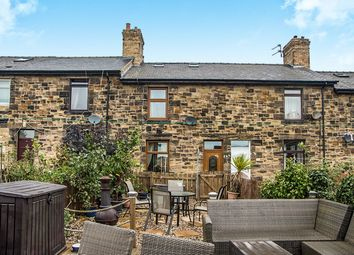 Thumbnail 2 bed terraced house for sale in Sea View Terrace, Alnwick
