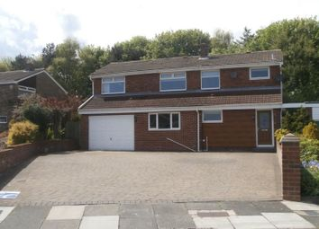 Thumbnail 4 bed detached house to rent in Westgarth, Westerhope, Newcastle Upon Tyne