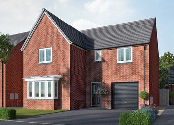 "Thumbnail 4 bed detached house for sale in ""The Grainger"" at Arlesey Road, Stotfold, Hitchin"