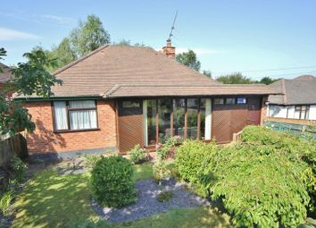 Thumbnail 2 bed detached bungalow for sale in Hillside Road, West Kirby, Wirral